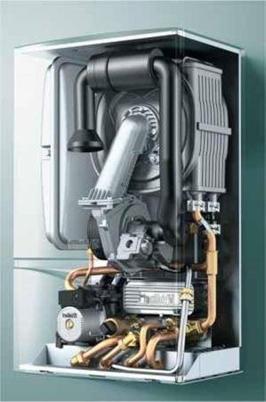Il funzionamento delle caldaie a condensazione assicura minor inquinamento