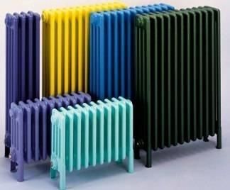 Radiatori colorati riscaldamento casa for Radiatori da arredo prezzi