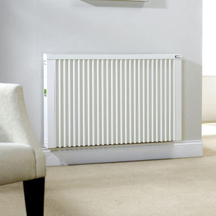 Radiatori elettrici riscaldamento casa caratteristiche dei radiatori elettrici for Termosifoni per bagno prezzi