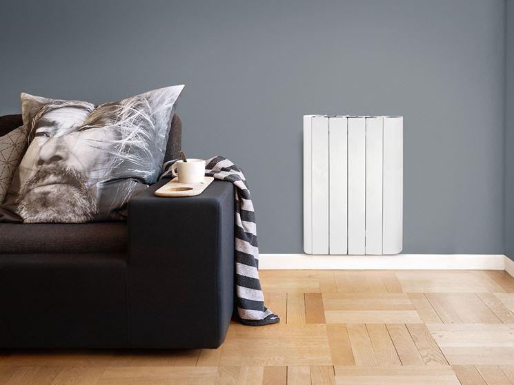 modello di termosifone elettrico