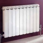 I radiatori in alluminio stanno bene in tutte le abitazioni