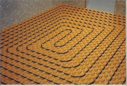 Riscaldamento a pavimento riscaldamento casa - Tappeto riscaldamento pavimento ...