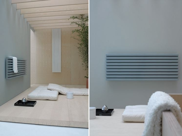 Stufe e caloriferi ultrapiatti riscaldamento casa stufe e caloriferi moderni piatti - Caloriferi per bagno ...