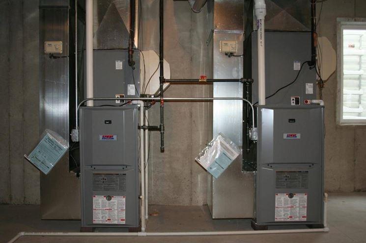impianto di termoregolazione