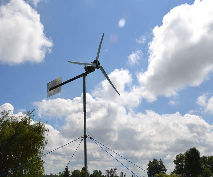 esempio di eolico fai da te