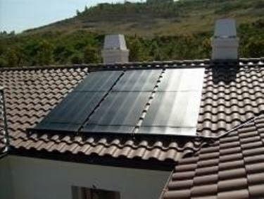 pannelli per riscaldamento solare
