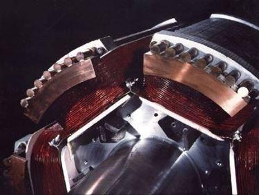 rotore metallico