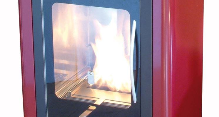 stufa a bioetanolo ventilata ruby