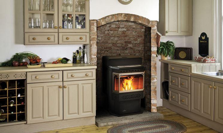 Stufe per riscaldare casa stufe riscaldamento casa - Stufe a pellet a basso costo ...