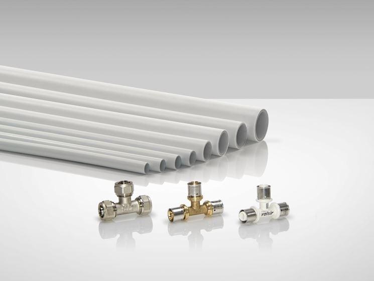 Tubi multistrato - Tubi - cosa sono i tubi multistrato