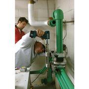 Impianto idraulico industriale