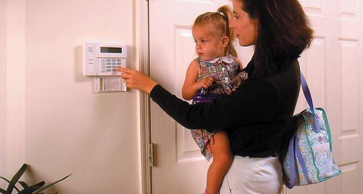 sicurezza per la casa