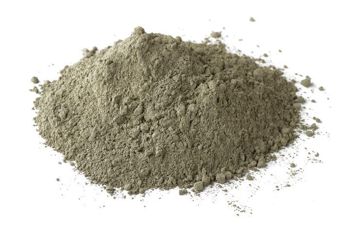 Cemento in polvere