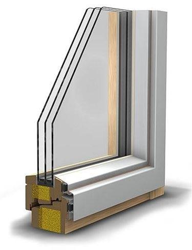 finestre in legno alluminio