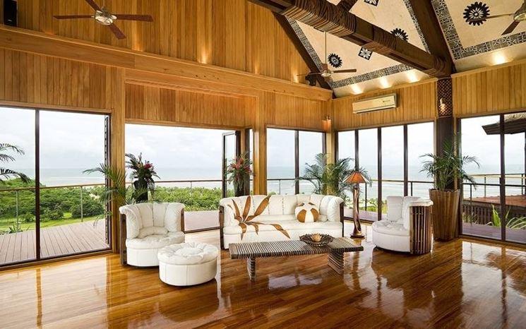 Finestre in legno lamellare finestra - Finestre in legno lamellare ...