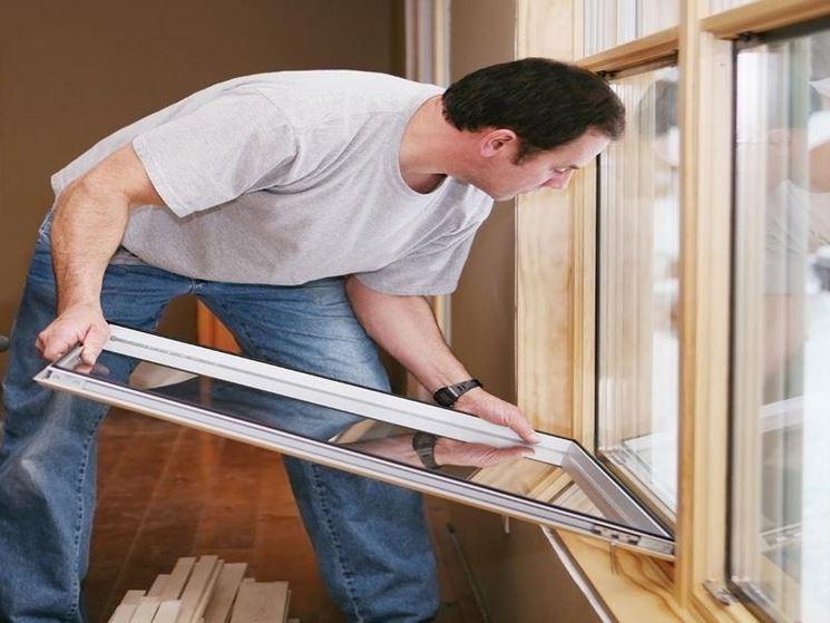 Dimensioni standard finestre finest se avete rilevato la for Finestre velux misure standard