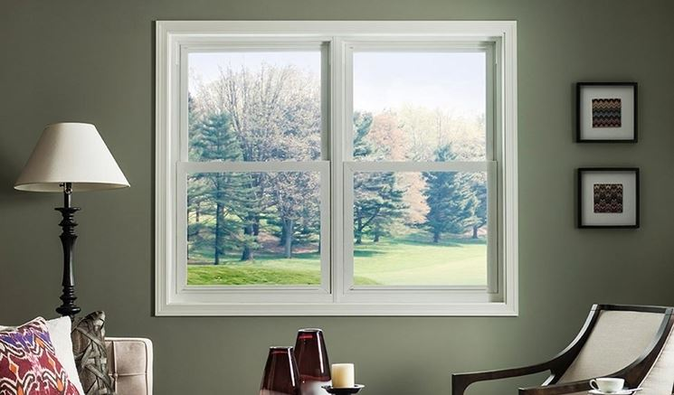 esempio di finestra