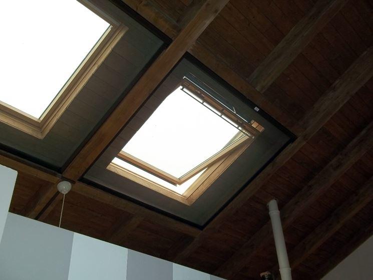 Velux zanzariere finestra caratteristiche delle for Montaggio velux costo