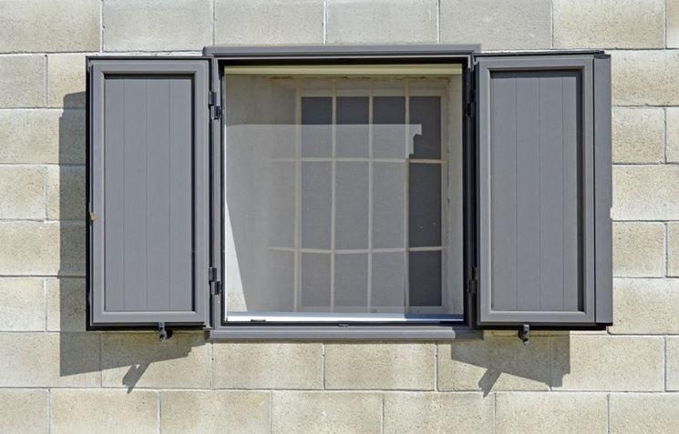 Zanzariere fai da te finestra crea la tua zanzariera - Epatite c periodo finestra ...