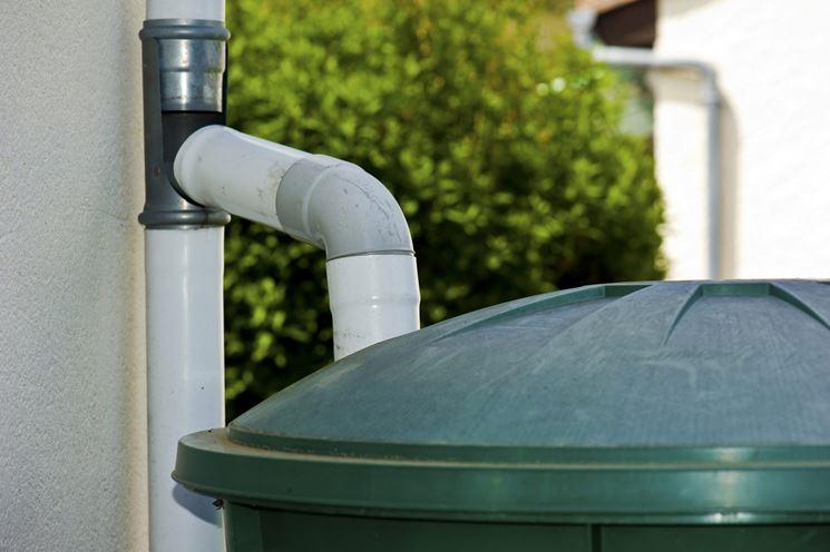 Contenitori acqua piovana - Grondaie - Cosa sono i contenitori per acqua piovana