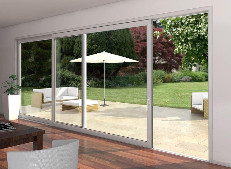 Infissi esterni ed efficienza energetica infissi - Condensa finestre doppi vetri ...