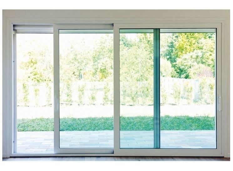 Scorrevoli a sollevamento infissi le caratteristiche - Porta finestra scorrevole esterna ...