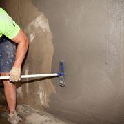 stesura adesivo cementizio impermeabilizzante