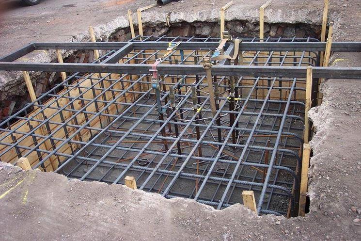Cemento armato materiali per edilizia - Costruzione piscina in cemento armato ...