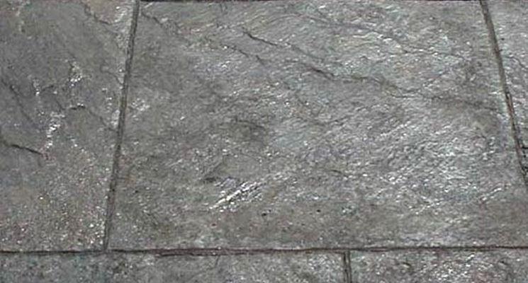 Calcestruzzo Stampato Fai Da Te : Pavimento stampato fai da te pavimento esterno fai da te con