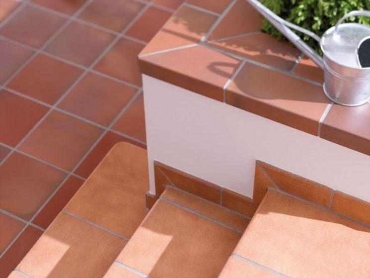 Piastrelle Per Esterni Bricoman : Il klinker in edilizia caratteristiche e utilizzi materiali per