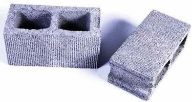 Mattoni di cemento alleggeriti