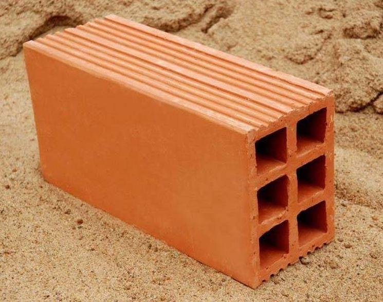 Mattoni forati materiali per edilizia for Piani a due piani in mattoni a vista
