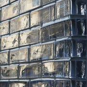 Mattoni realizzati in vetrocemento