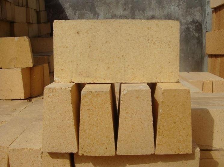 Mattoni refrattari materiali per edilizia prezzi e for Forno a legna in mattoni refrattari