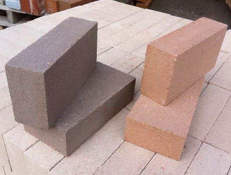 Mattoni refrattari materiali per edilizia prezzi e for Disegni casa a prezzi accessibili da costruire