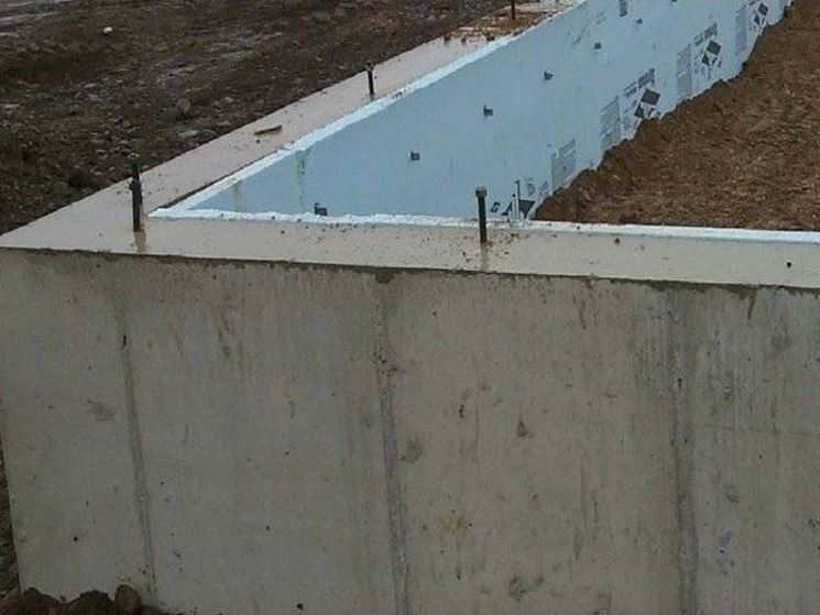 Costruire un muro di cinta