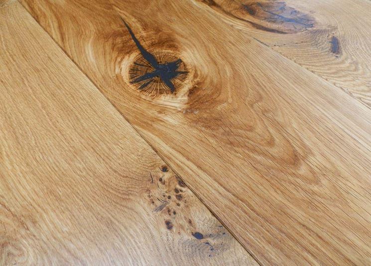 nodi legno