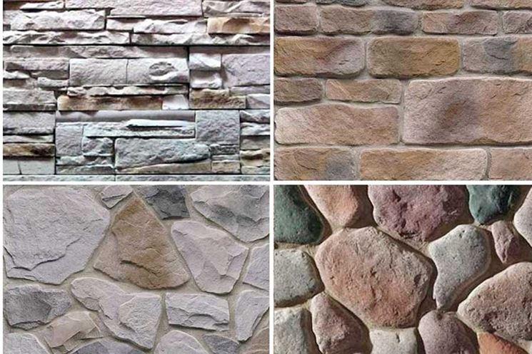 Pietre rivestimento materiali per edilizia - Pietre da rivestimento interno ...