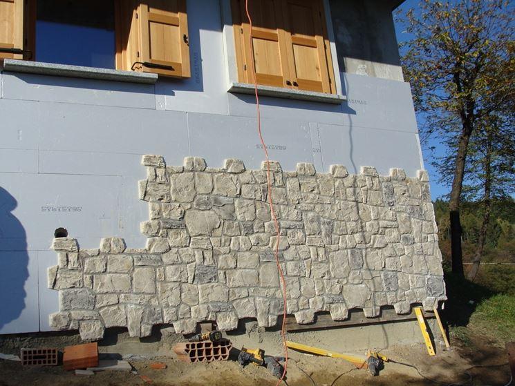 Pietre rivestimento materiali per edilizia rivestimento con le pietre - Pietre da esterno per rivestimento ...