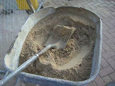 Impieghi della sabbia