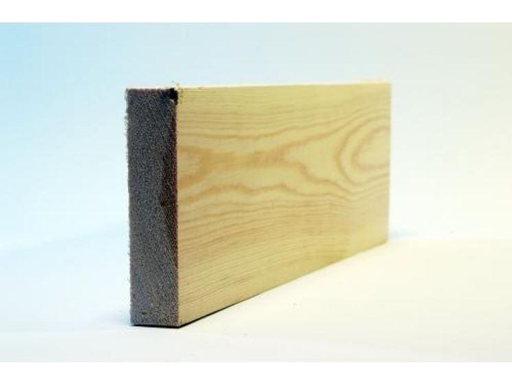 acquistare il legno