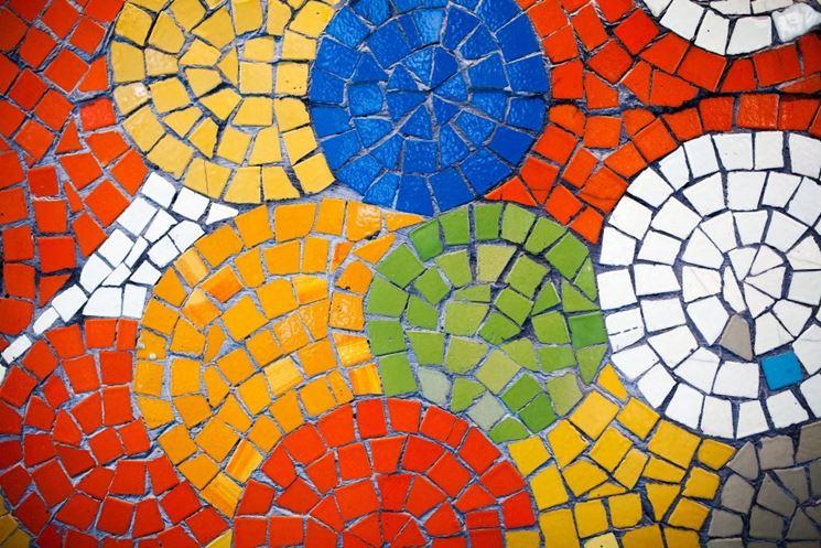 tessere mosaico fai da te mattonelle realizzare