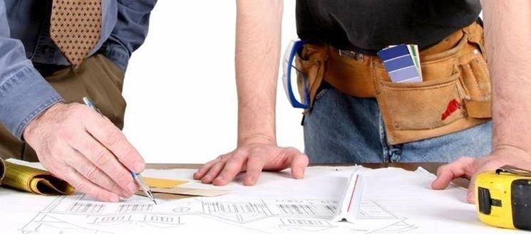 progettare la ristrutturazione