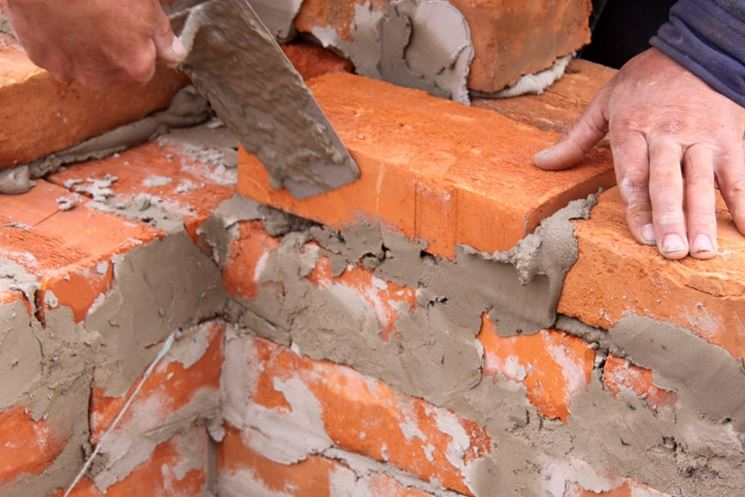 Costruire un muro in mattoni muratura come realizzare for Come stimare i materiali da costruzione per la costruzione di case