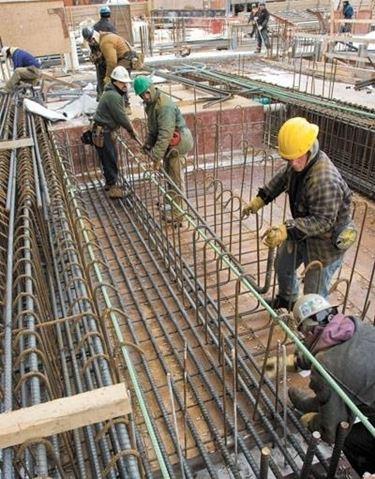 Ricostruzione degli edifici