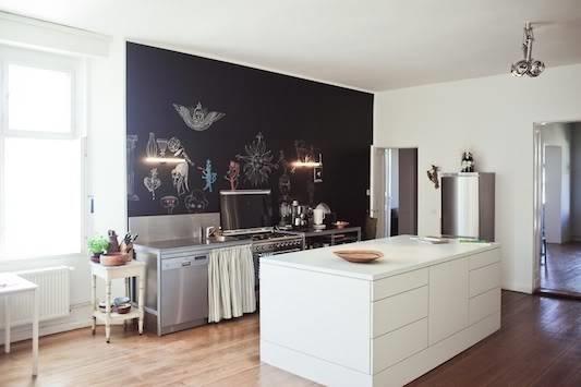Fare Una Parete Di Lavagna : Pittura lavagna tante idee per usarla casa fai da te