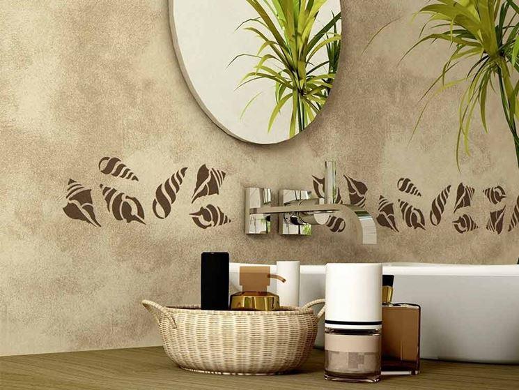 Mascherine stencil muratura come utilizzare le - Stencil per parete ...