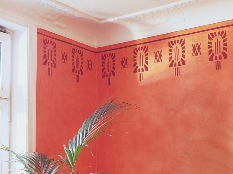 Mascherine stencil muratura come utilizzare le for Stencil per pareti