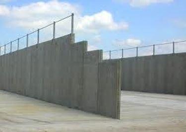 parete di sostegno