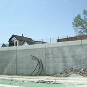 muro in cemento armato